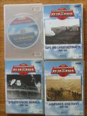 DVD-Serie Das Jahrhundert des Fliegens U-Boote