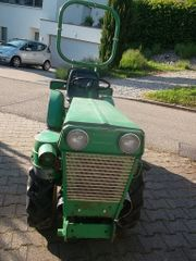 Holder A16 Schmalspurschlepper