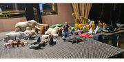 Playmobil Tierwelt Gesamtpreis 89EUR