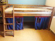 Hochbett Kinderbett zu verkaufen inkl