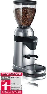 Graef CM800 Kaffeemühle Espressomühle