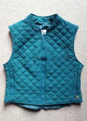 Pikeur-Reitweste Gr 40 dunkles blaugrün - neuwertig