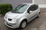 Renault Modus Exception Leder AHK
