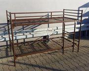 Etagenbett Metallbett Stockbetten Gästebetten