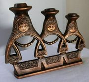 Kerzenständer - Kerzenhalter - Matroschka Form