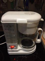 Kaffeemaschine AFK weiss neu