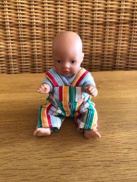 Puppen - Drei kleine Zapf-Puppen