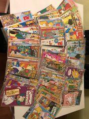 Simpsons und bart simpsons comics