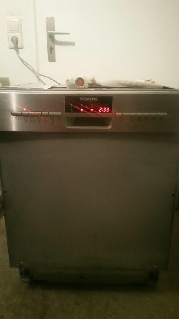 Siemens A+ + + Volledelstahl Spülmaschine