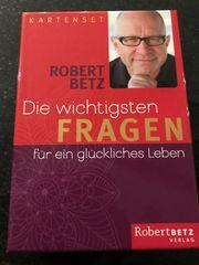 Robert Betz - Kartenset Die wichtigsten
