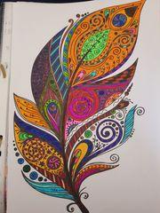 Schöne Farbenfrohe Bilder