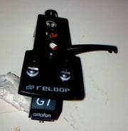 Ortofon GT DJ Tonabnehmer Headshell -