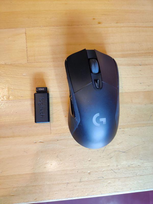 Logitech G403 Wireless Gaming Maus