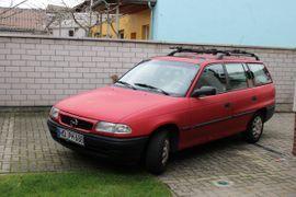 Opel Astra - Opel Astra