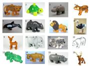 Lego Duplo Tiere ab 1
