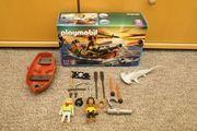 Playmobil 5137 Piraten Ruderboot mit