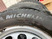 4 Michelin Alpin Winterreifen 205