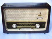 Grundig Musikgerät 1070 Röhrenradio Radio