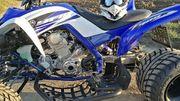 Yamaha YFM Raptor 700R Supermoto