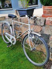 Rotary City Bike Trekking Bahnhof