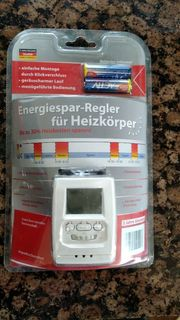 Thermy Energiespar-Regler Heizkörper - Original verpackt ungebraucht
