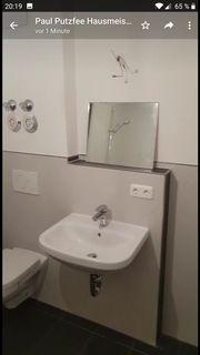 1 Zimmer Kellerapartment für Handwerker