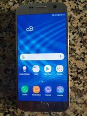 Samsung S7 silber