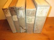 Bayern 5 alte Bücher Regierungsblätter