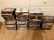 DVD Sammlung über 100 Stück
