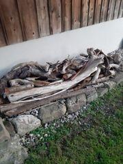 Treibholz für schöne Dekoration