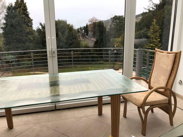 Möbel für Eßzimmer oder Wintergarten in Bensheim - Speisezimmer ...