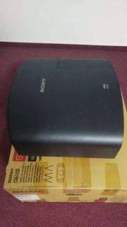 Sony VPL-VW500ES SXRD Projektor 3D