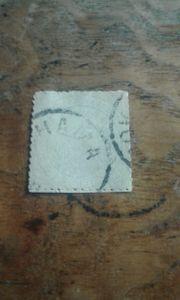 Briefmarke Rarität 1885