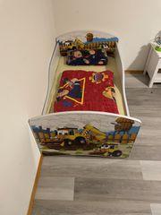 neues Kinderbett