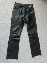 Vintage Lederhose Hose Echt Leder