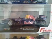 F1 RB6 RB7 Sebastian Vettel