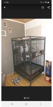 Papagei Käfig von Montana
