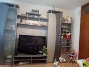 wohnzimmer schrank und sofa complete