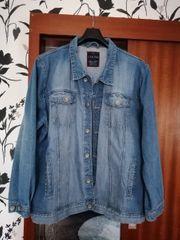 Neuwertige schöne Jeansjacke 3 XL