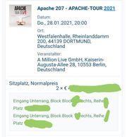 Apache Dortmund 2021 Tickets