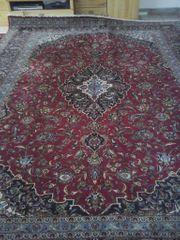 Echte persische Teppich