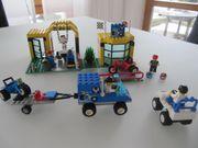 LEGO System City 6426 Motorrad-