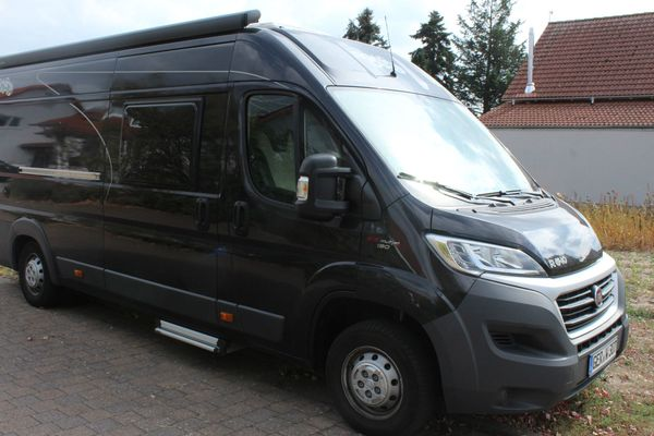Wohnmobil Roadcar R 640