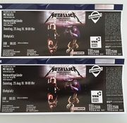 2 Tickets für Metallica in