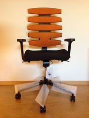 SITAG Wave Bürostuhl mit Armlehnen
