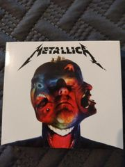 Metallica CD Box Hardwired to
