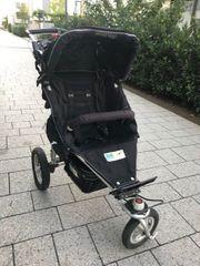 TFK Joggster Kinderwagen mit Zubehör