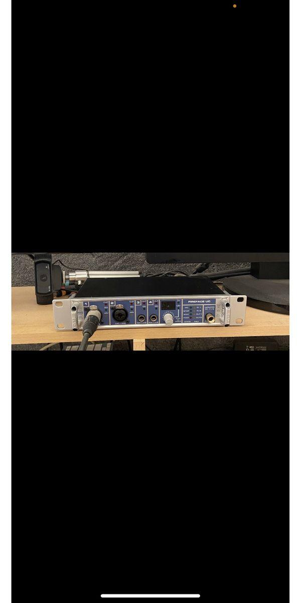 RME Fireface UC zu Audio Interface zu verkaufen