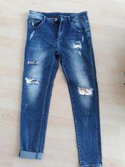 ungetragene Damen Jeans