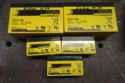 Sun Batterien 12 Volt zum